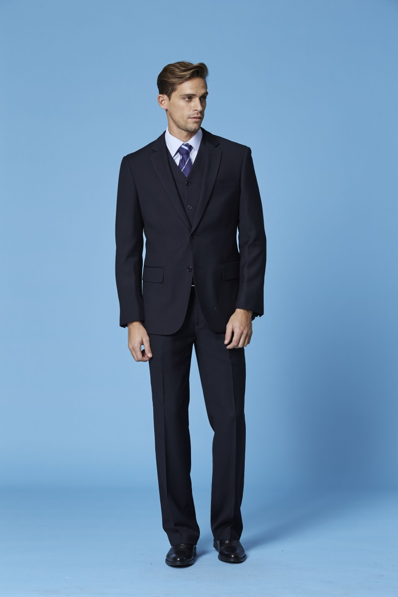 Vincere suits - black, charcoal or navy - Allgoods Bridal